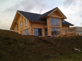 Blockhaus Bausatz