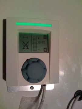 Siemens Wärmepumpen Controller