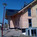 Solaranlage / SAT Schüssel