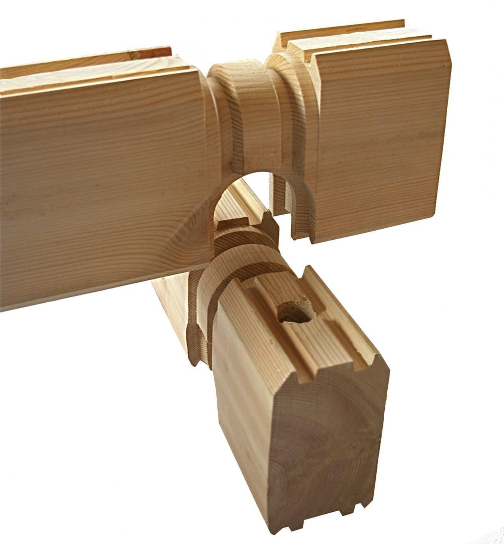 die richtige fr sung f r die blockecke im blockhaus blockhaus. Black Bedroom Furniture Sets. Home Design Ideas