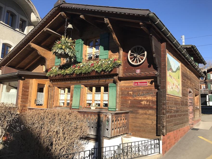 Blockbohlen Blockhaus