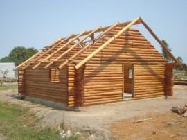 job und ferien verbinden blockhaus bauen in mosambik blockhaus. Black Bedroom Furniture Sets. Home Design Ideas