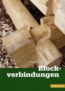 Blockecken im Blockhaus Bau Buch