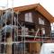 Mark Massivholzhaus Rahmenkonstruktion von Holzbau Stocksiefen