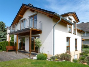 ECO Holzhaus Mondorf Holzbau Stocksiefen