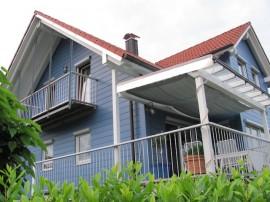 Baufritz Holzhaus Geiser