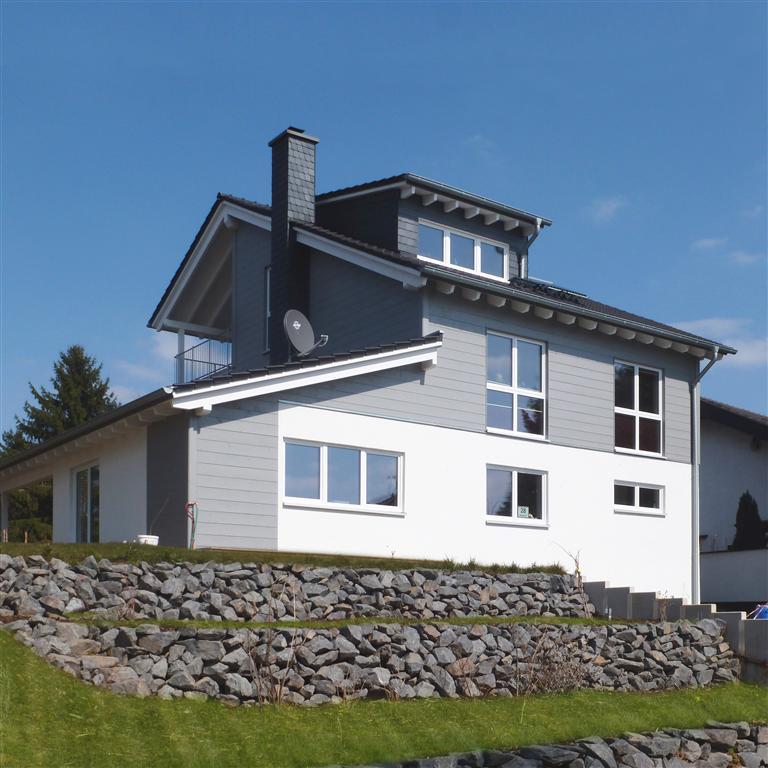 Stocksiefen-ECO-Holzhaus-quadrat-Mittel