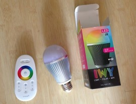 Z-Wave IWY Light