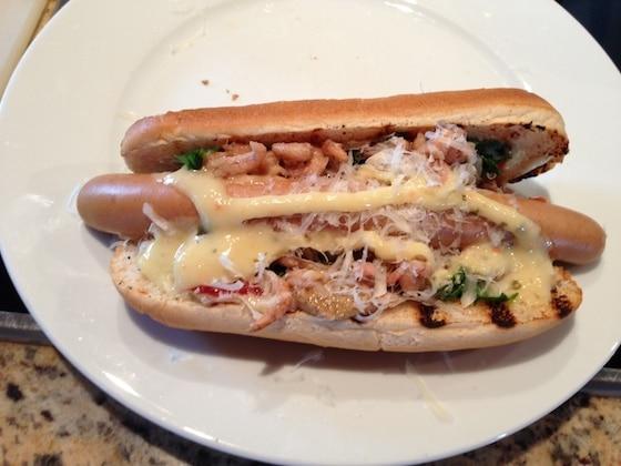Hotdog mal anders 17 beaufiful aussenk che gemauert for Aussenkuche gemauert