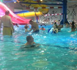 Schwimmbad Erfahrung privat