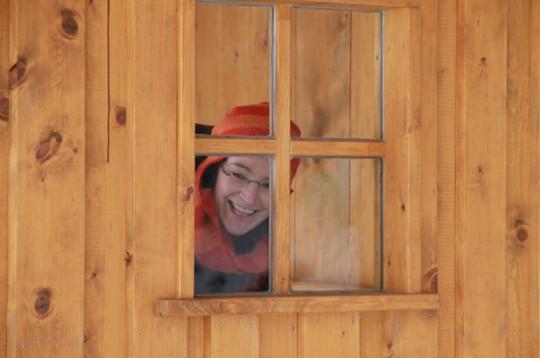 Barrierefrei wohnen Holzhaus im Alter