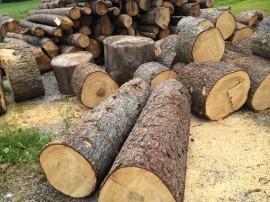 Brennholz selber machen
