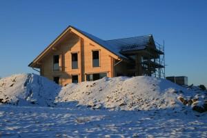 Blockhaus Vorteil Wohnklima