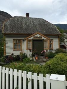 Holzhaus Skandinavien