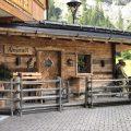 Holz Aussengeländer