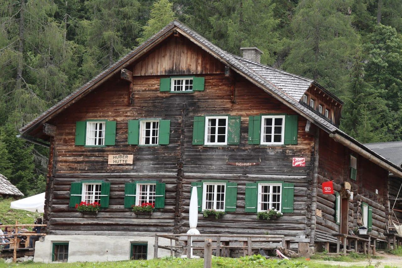 Wie lange hält ein Holzhaus