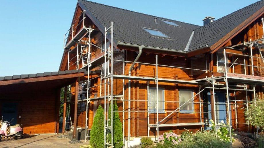Vorteile vom Holzhaus bauen