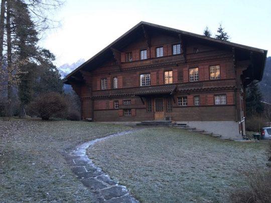 Holzhaus Feuerloescher erforderlich?
