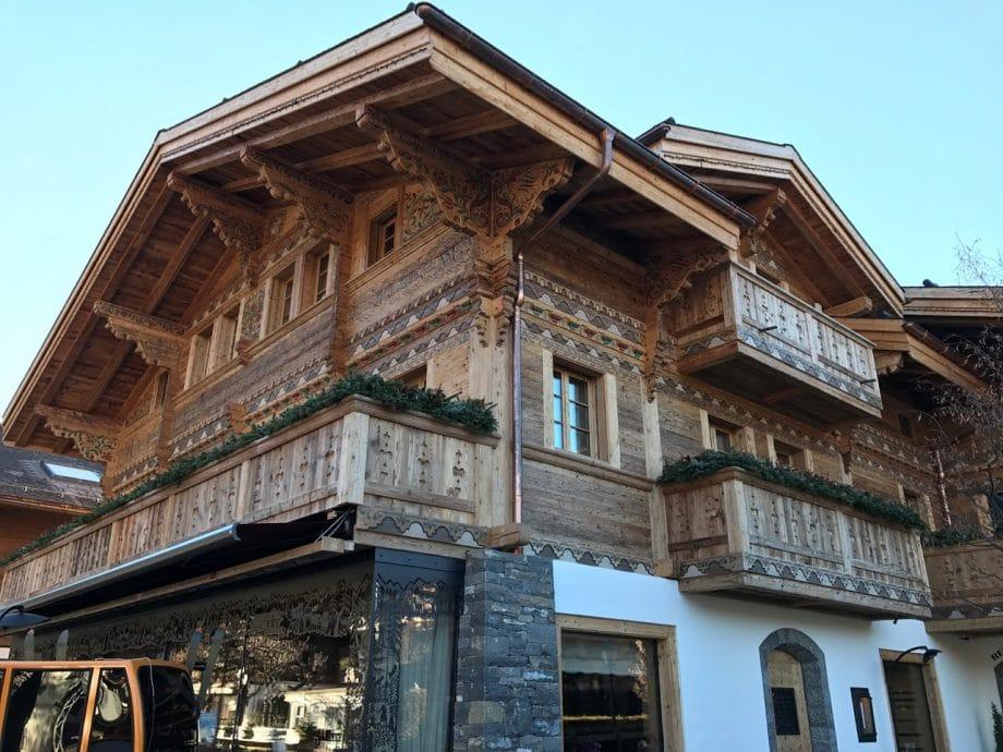 Warum Holzhaus bauen - altes Haus und die Vorteile