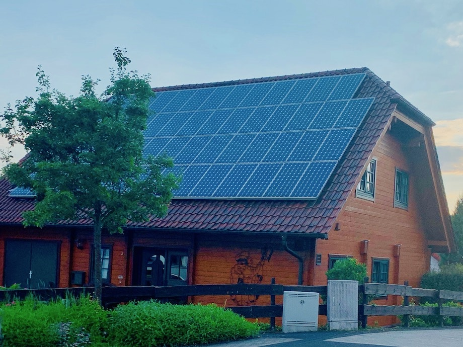 Energiesparhaus Holzhaus