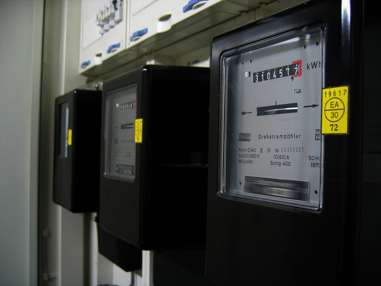 Stromkosten Stromzähler