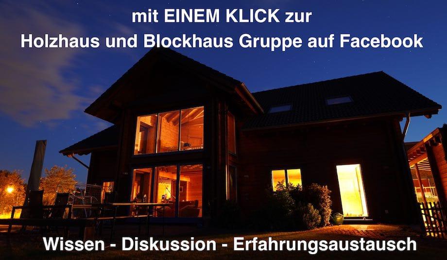 Holzhaus Blockhaus Erfahrungen